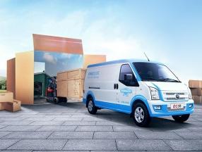 新能源电动面包车
