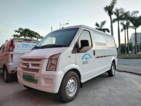 深圳纯电动面包货车